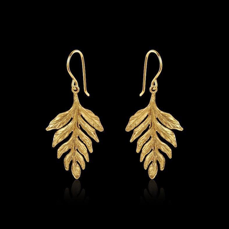 Image result for Catherine Zoraida Gold Fern Drop