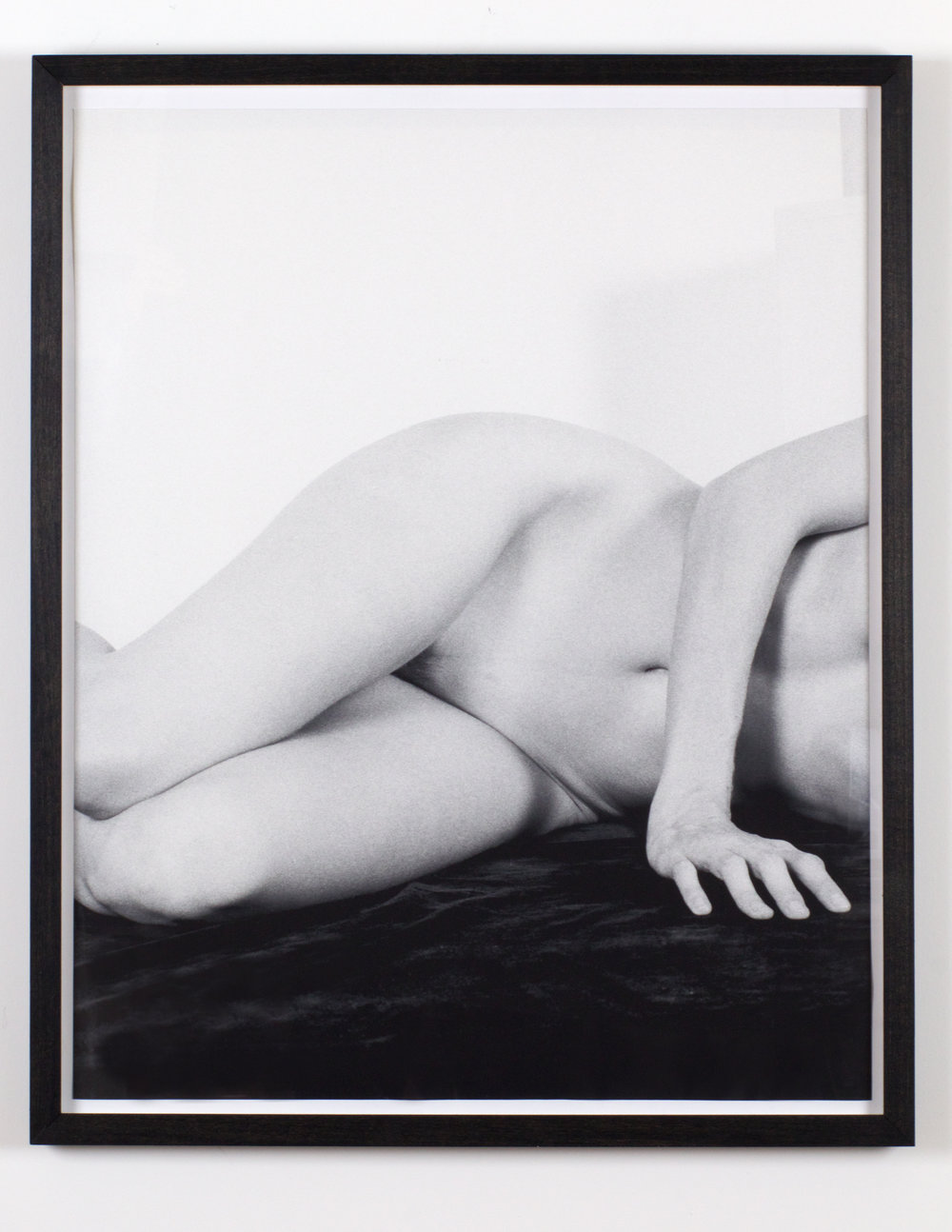 Claudia (Front), 2016, inkjet print, 24 x 30 inches