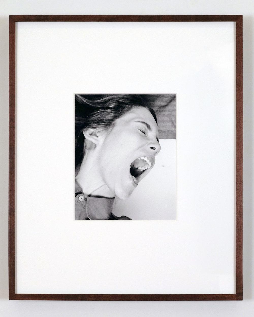 Lemon Scream , 2018,inkjet print,10 x 8 inches