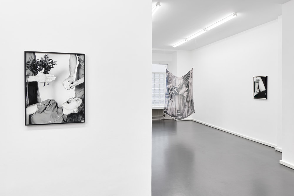 Installation view, Schwarz Contemporary, 2019. Photo: def image, Courtesy: SCHWARZ CONTEMPORARY
