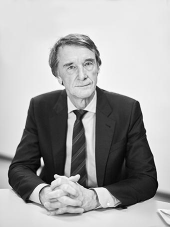 CEO Porträt Vorstand