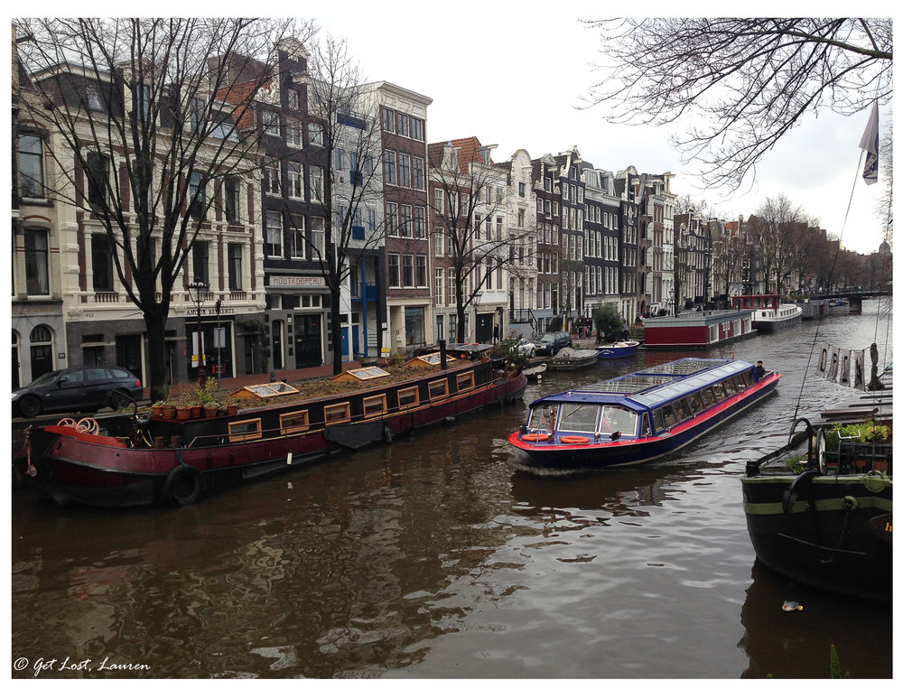 Despite the theft and winter weather, Amsterdam really is a great travel destination any time of the year!