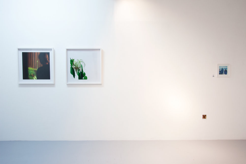 Installation view (front room), KHM Gallery, Malmö, 2011