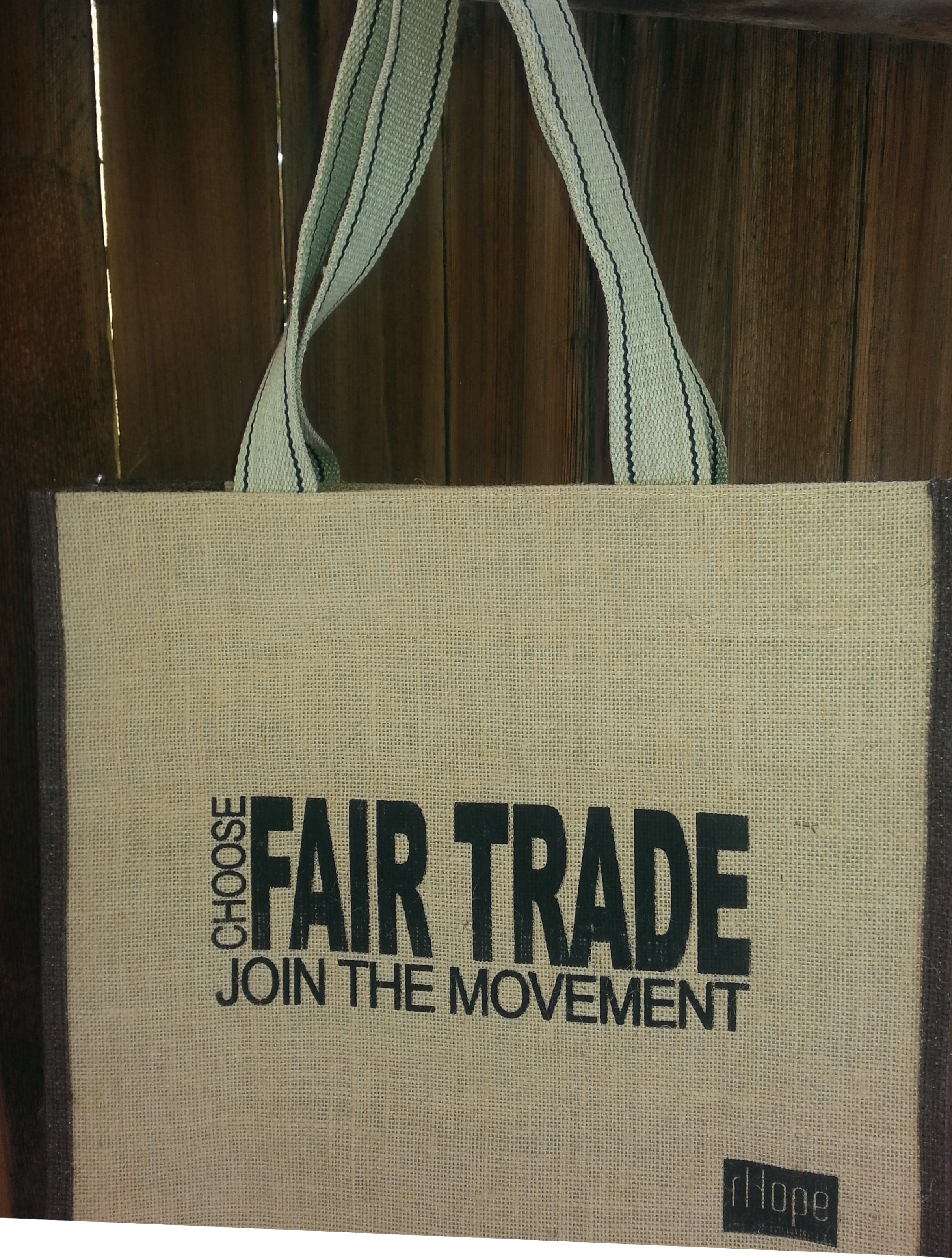 Fairtradelabag