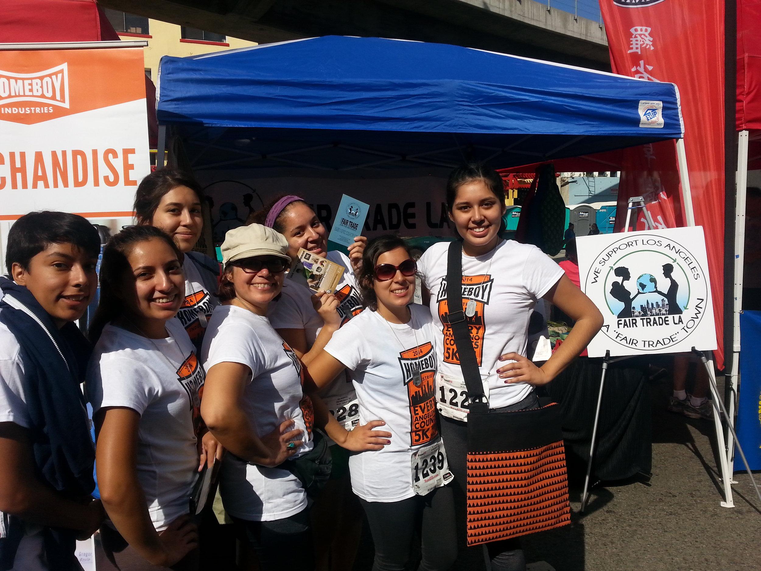 Fair Trade LA supporters!