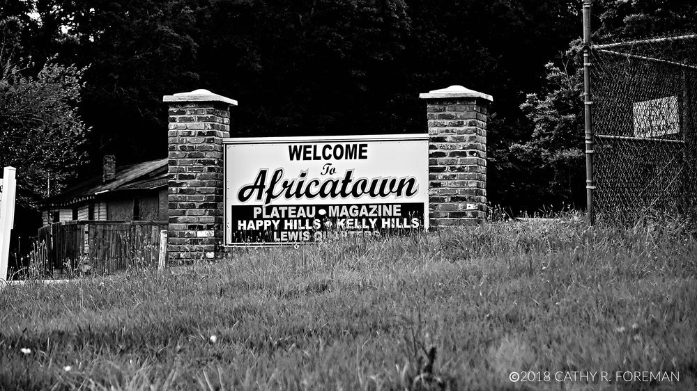 Africantown | Image by Cathy R. Foreman