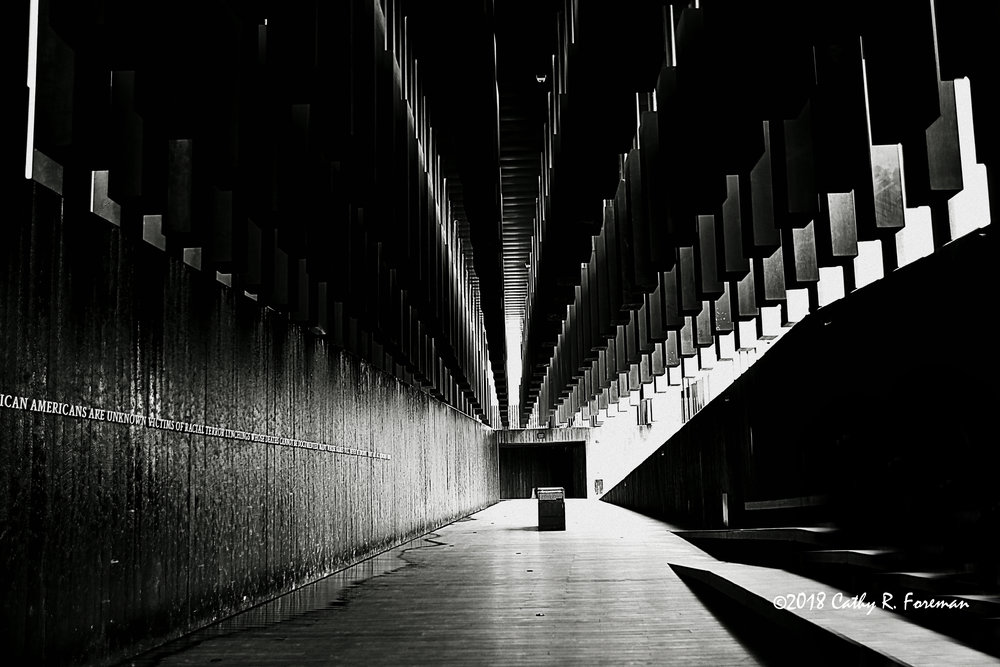 National Memorial for Peace and Justice | Image by: Cathy R. Foreman