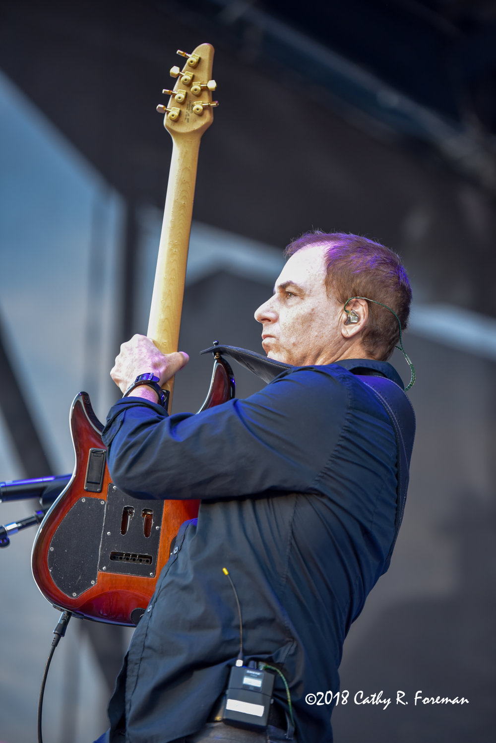 The Rippingtons at 2018 Queen City Jazz Festival by Cathy R. Foreman