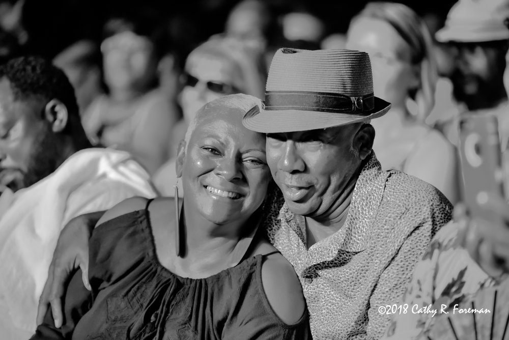 2018 Queen City Jazz Festival by Cathy R. Foreman
