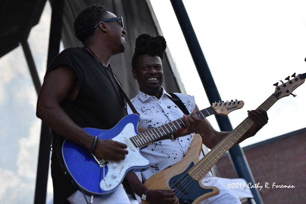 2018 Queen City Jazz Festival