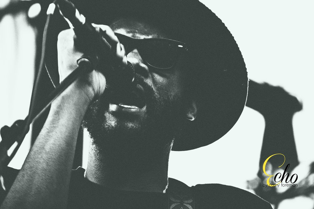 (c) 2016 Gary Clark Jr. by Cathy R.. Foreman