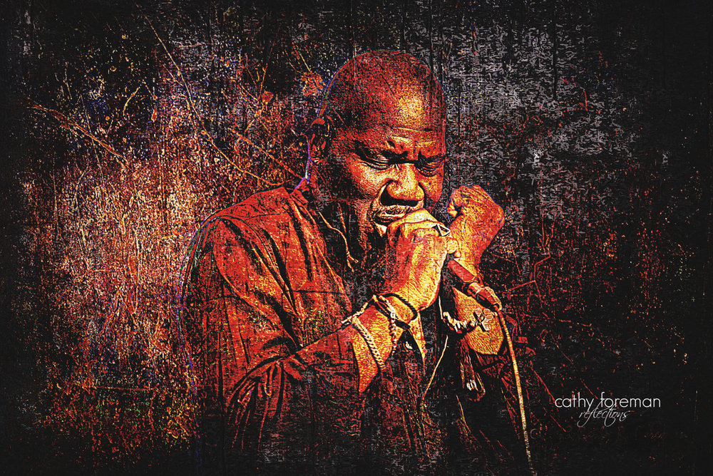 (c) 2018 Will Downing by Cathy R. Foreman