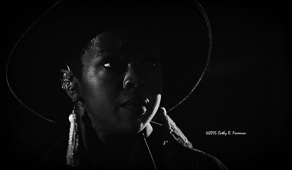 (c) 2015 Lauryn Hill by Cathy R. Foreman