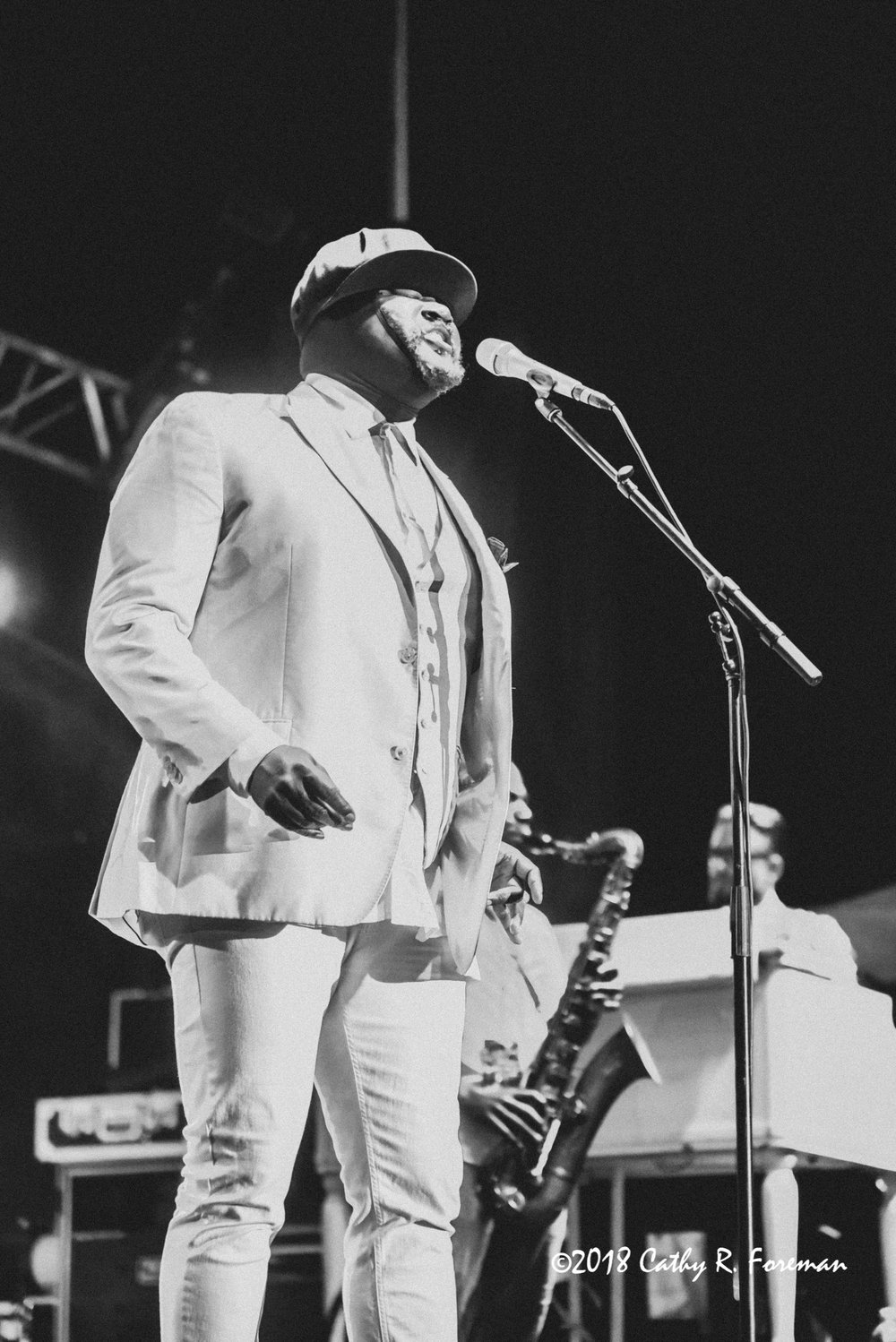 Gregory Porter | image by: Cathy R. Foreman