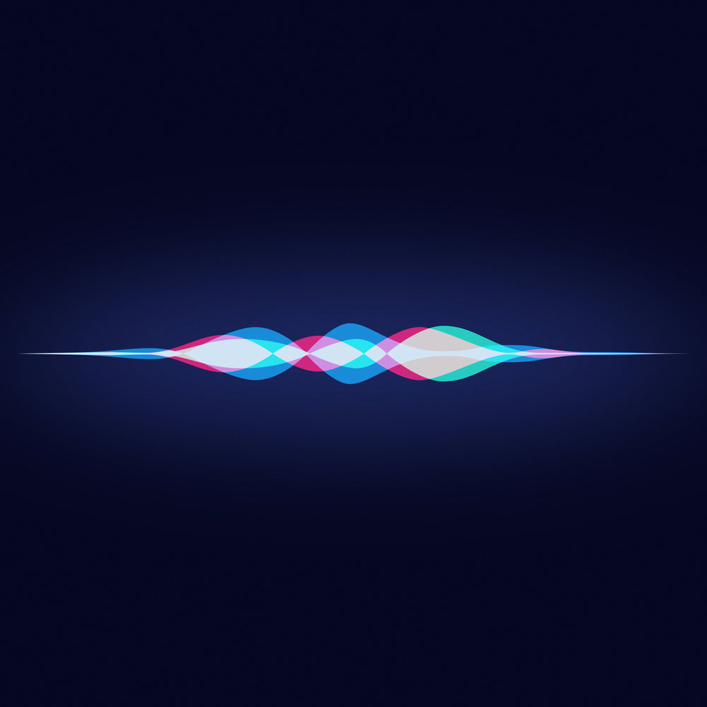 Voice as an Interface - Apple's Siri receives over 1 billion requests per week via our iPhones and Google has announced that 20 percent of mobile queries are voice searches, and the ratio of voice search is growing faster than type search.