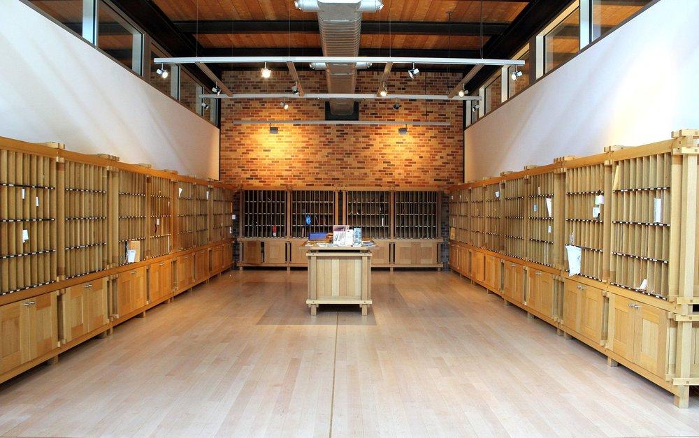 Pixar Mailroom