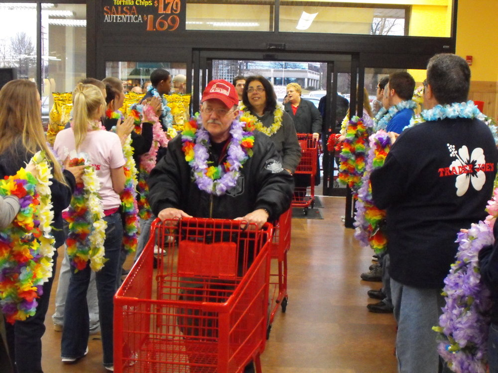 The success strategy of Trader Joe's: - High differentiation to the categorySimplicity in storeDecentralised organisation