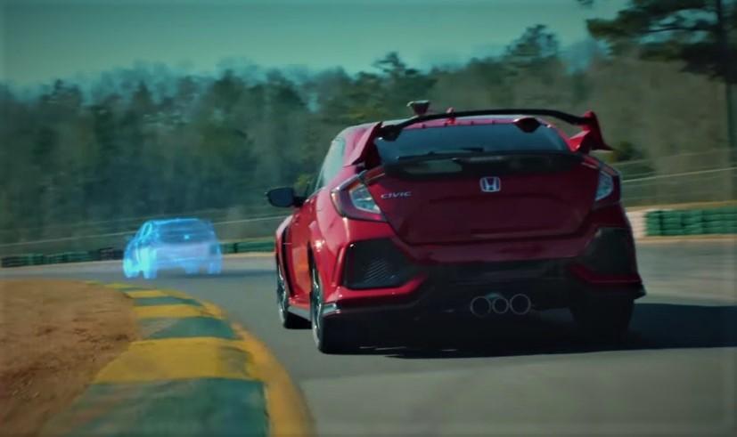 Honda Mixed Reality Race