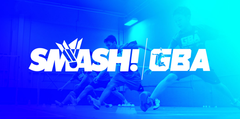 OLYMPIC CHAMPION TONY GUNAWAN (GLOBAL BADMINTON ACADEMY TEAMS UP WITH SMASH!