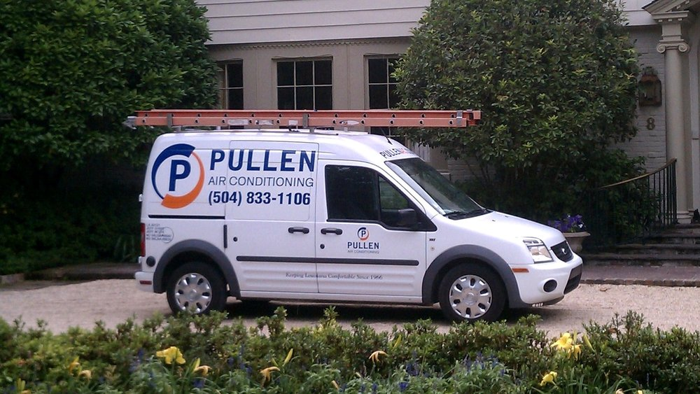 Pullen does not pay a commission to our technicians, ensuring an honest diagnosis. We only hire the finest technicians, and we make sure that they are working for your benefit.