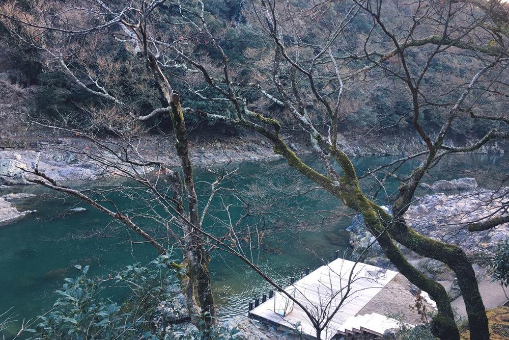 HOSHINOYA KYOTO - Kyoto, Arashiyama   JAPAN