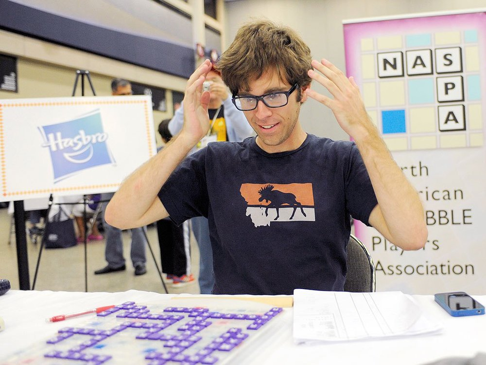 Spoiler alert: a decade in the making, I achieve my dream of winning the US National Scrabble Championship. (Buffalo, August 2014)