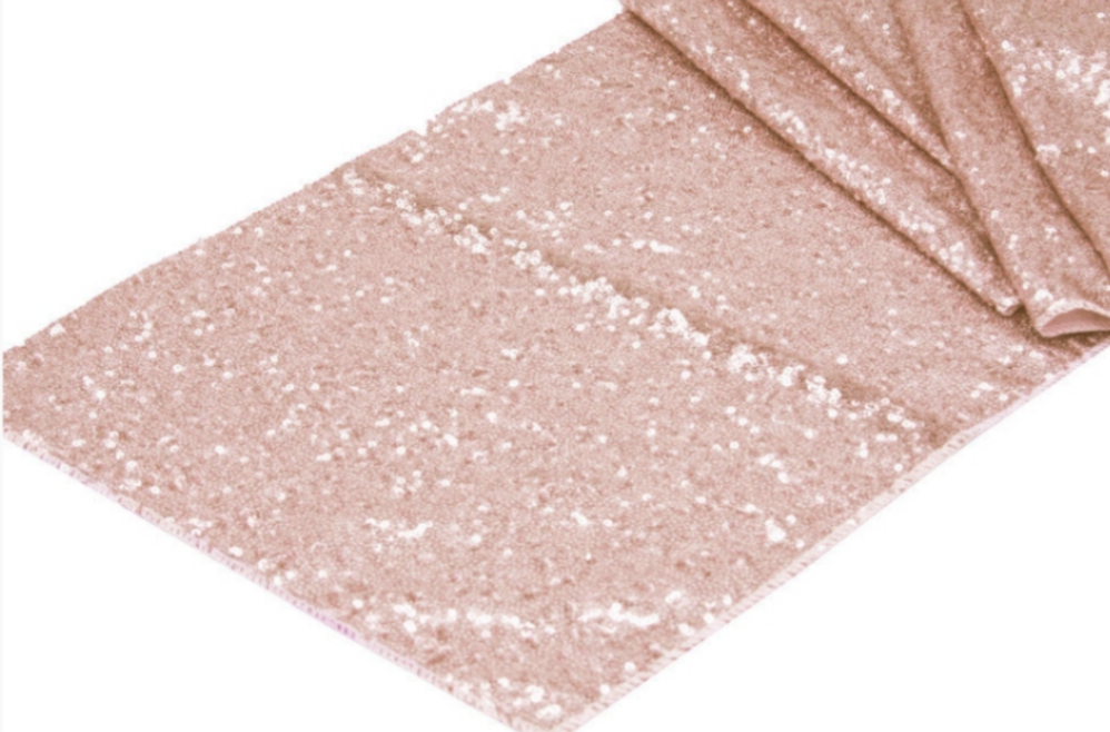 Pink sequin table runner.jpg