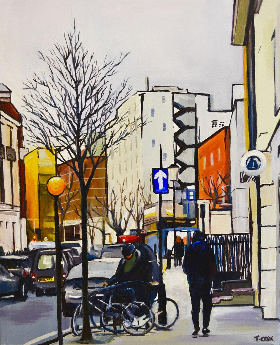 Winter Walk - Chelsea