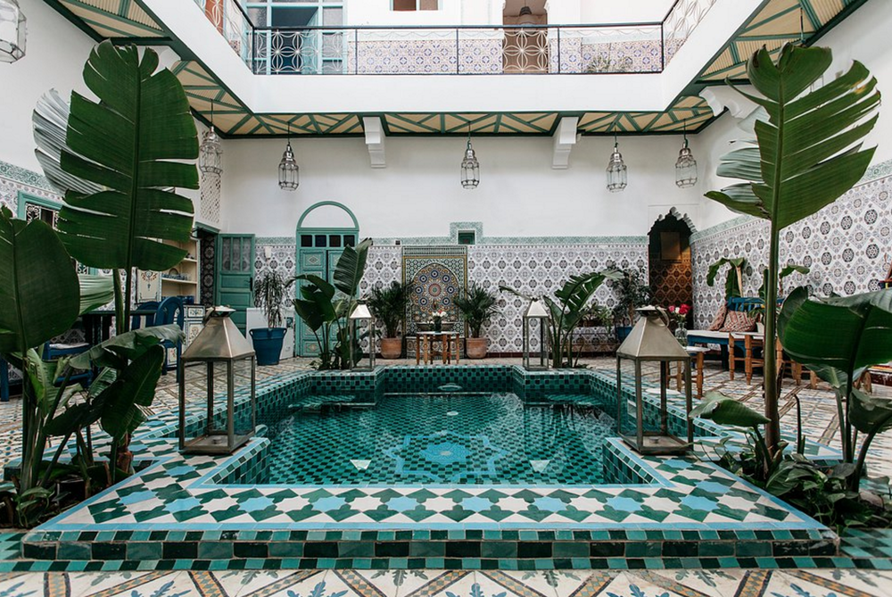 Courtesy of Riad BE Marrakech!