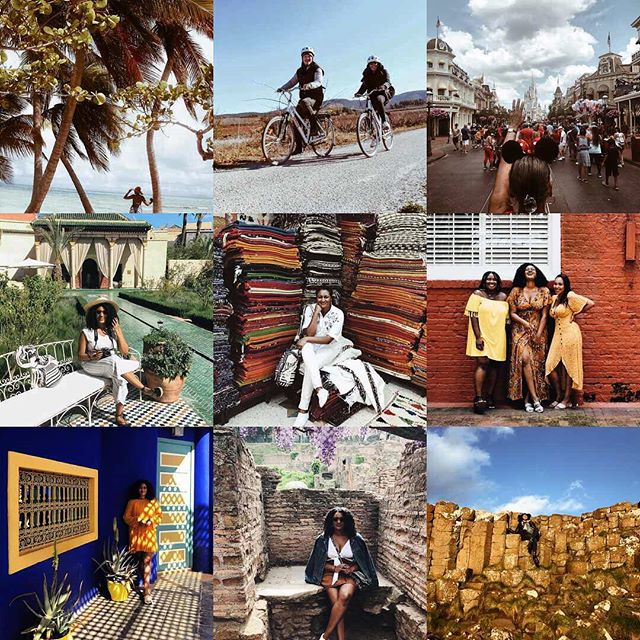 Puerto Rico, Spain, Florida, Morocco (3!), New Orleans, Rome and Ireland. I'm digging the mix on my #2018bestnine 🌎🌍🌏 who's already made travel plans for 2019? I just got back from a very intense destination (more on that later). So my next trip needs to be a super relaxing one. 🌴🌞