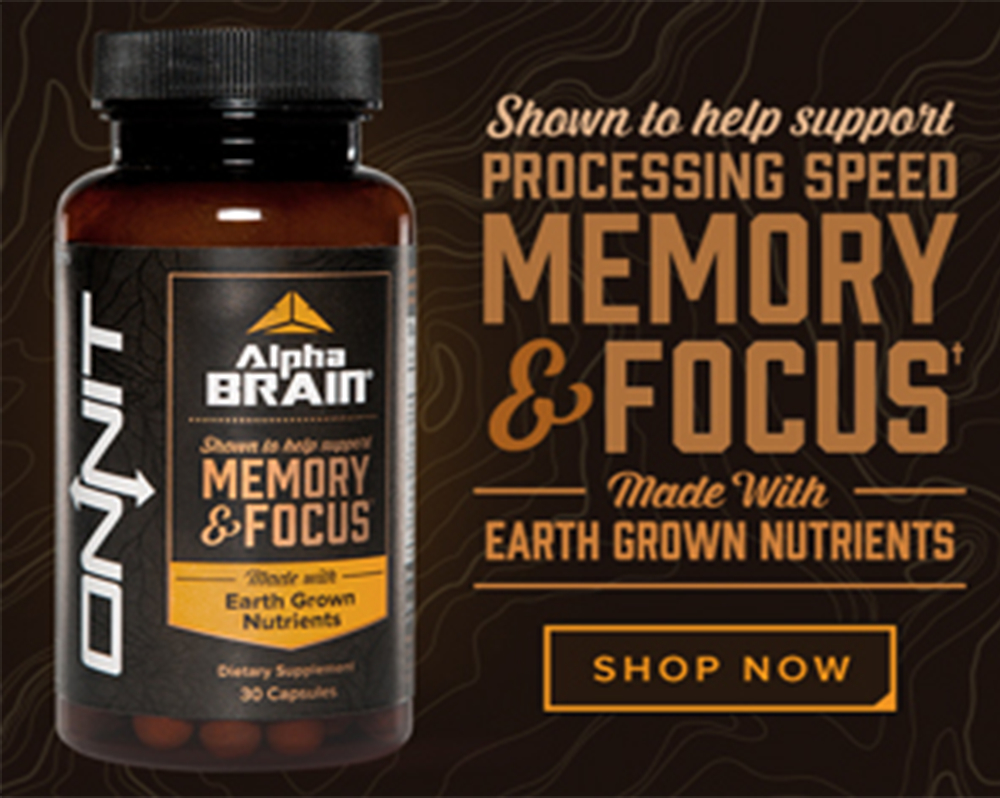 - Alpha Brain has some of the best nootropics for cognitive enhancement. Trust us on this one.