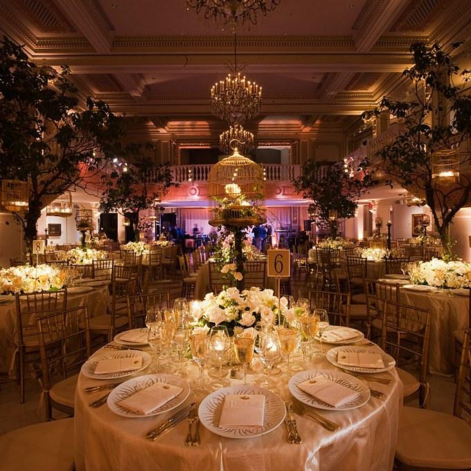 Dutch Wedding Reception Traditions: Wedding Venue Feature