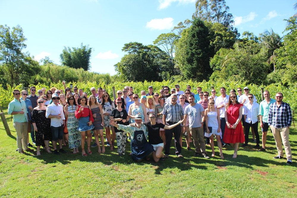 winery tour brisbane