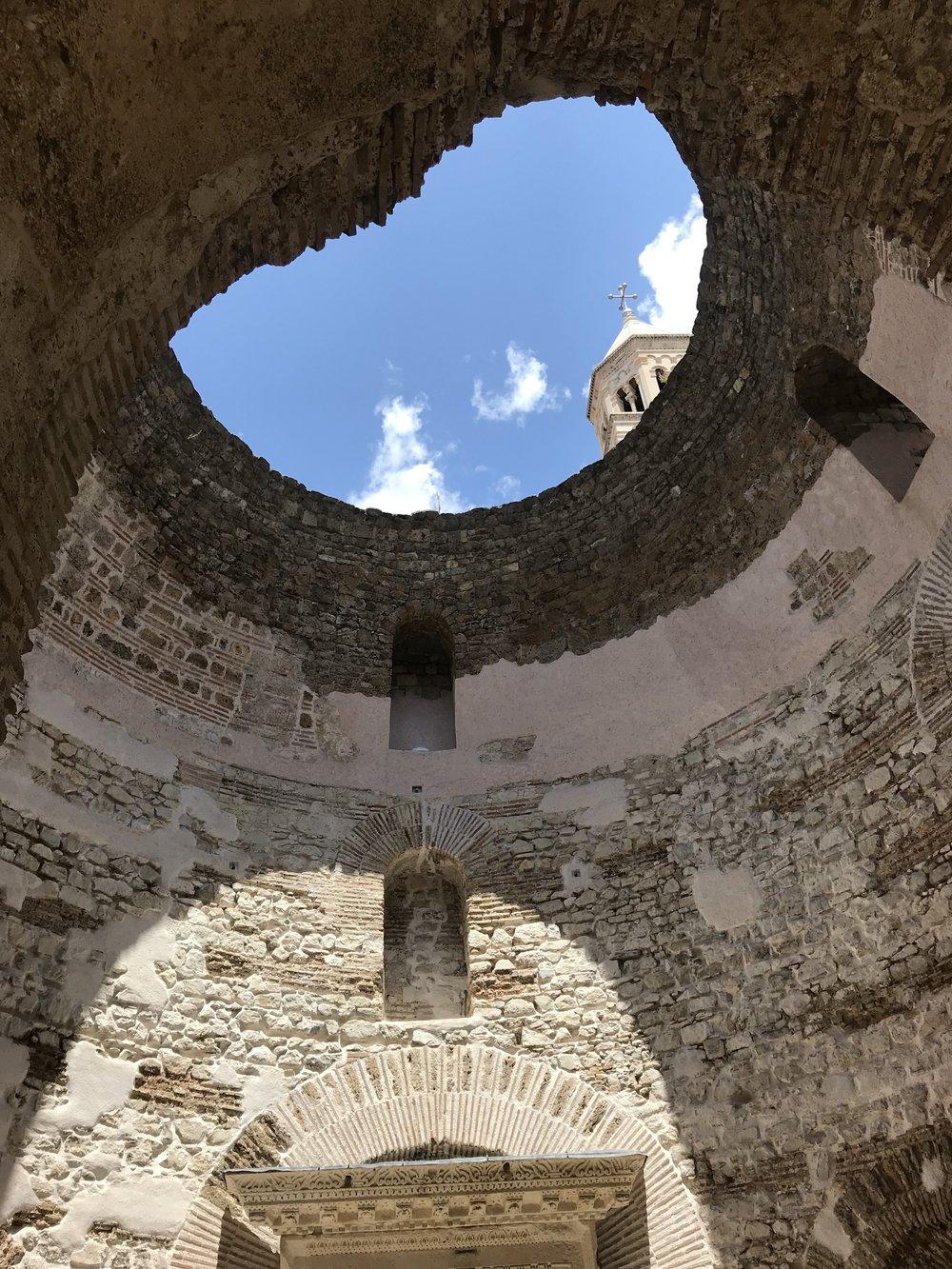 Diocletian's Palace, Split, Croatia