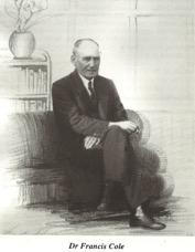 Dr francis cole