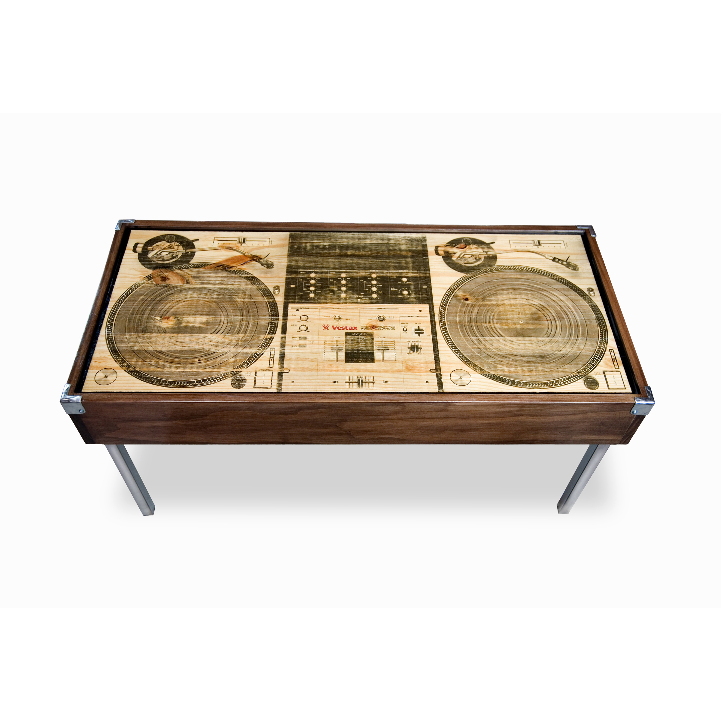 Superieur DJ Coffee Table