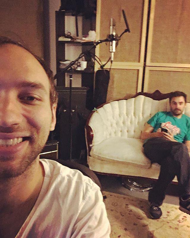 Mixing Tim's record! #soundsgood  #bananappealstudiosbk #recordingstudio #mixingengineer #protools #audio #audioengineer #kleinandhummel #studio #lovewhatyoudo #smiles