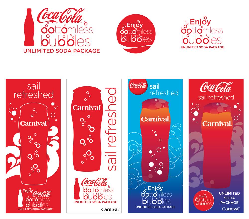Client: Coca-Cola / Carnival Cruise
