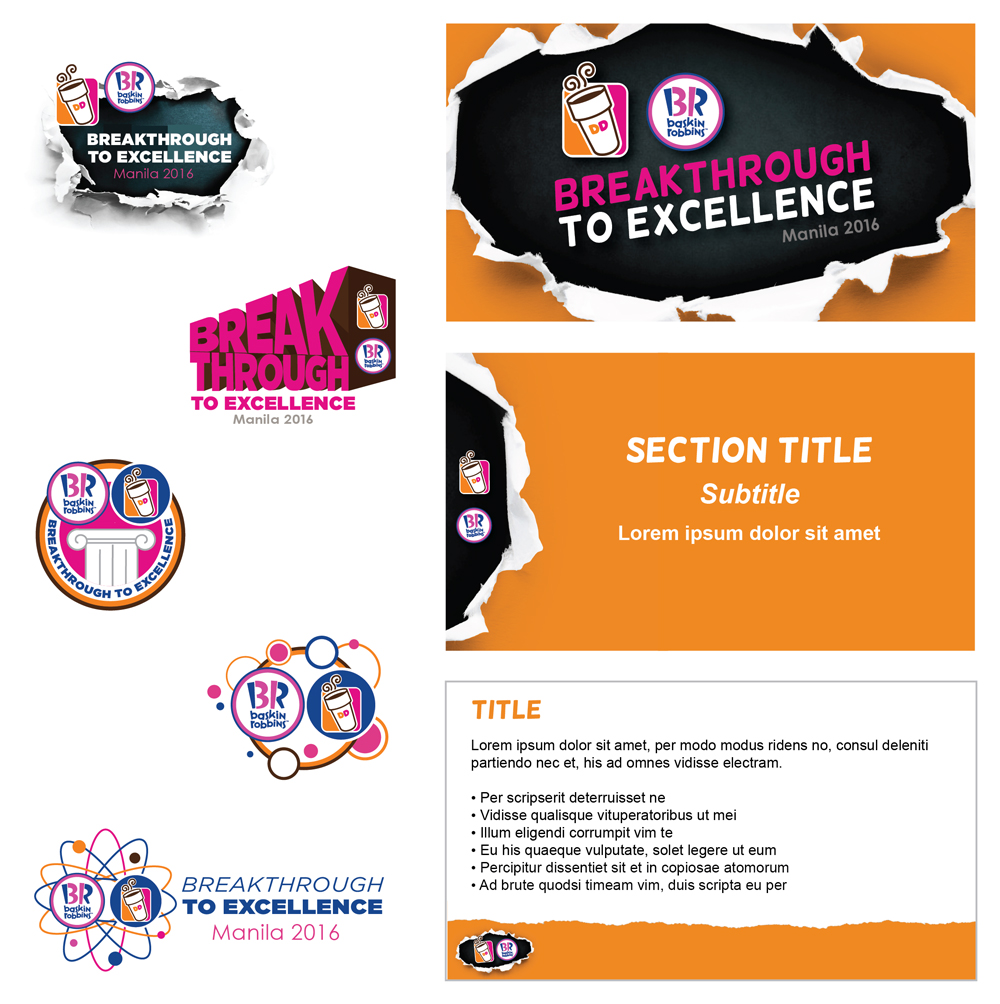Client: Dunkin Brands International