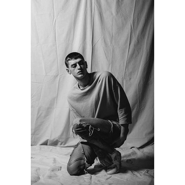 Gio C in my makeshift 'studio'. @tanyapowellmodels  upstairs at @repeater_productions  #nikond5 #nikonaus #elinchrom #bw #ausmodels #adlmodels #adelaidetalent #adelaidephotographer