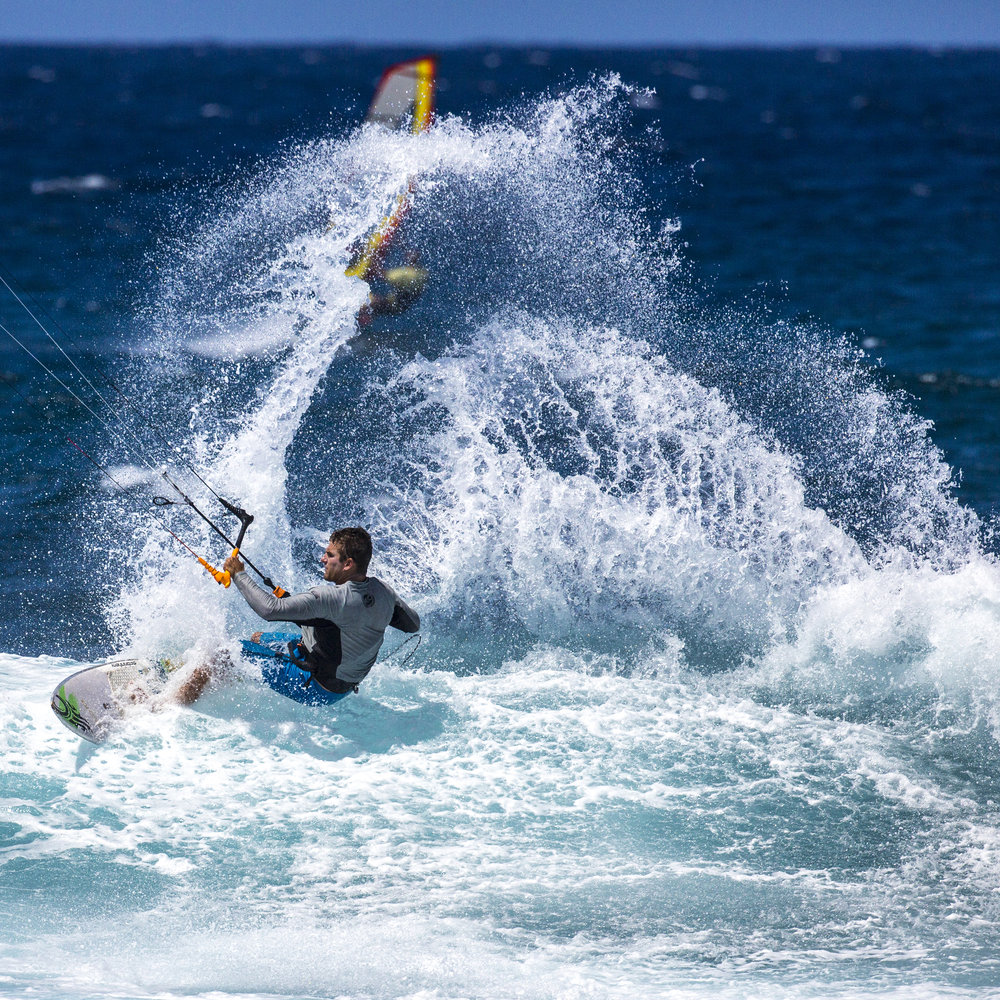 Advanced kite lessons and tours in Maui - If you'd like to learn the ins and outs of Maui kiteboarding, try out our advanced kite lessons and tours on the island.At Maui True North, we offer you the best kiting experience, while also making sure you're safe as you ride the waves.Don't hesitate to ask us for additional information on our custom packages designed for our advanced riders.