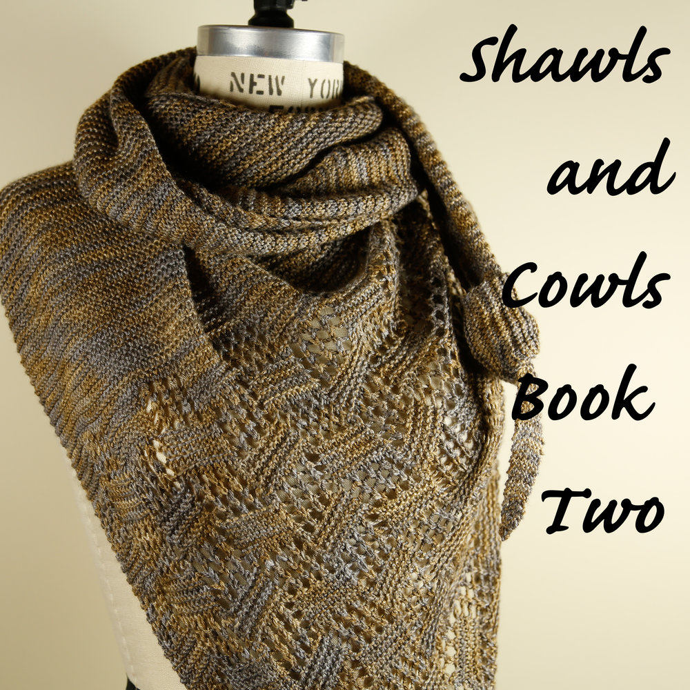 Shawls and Cowls - Book Two
