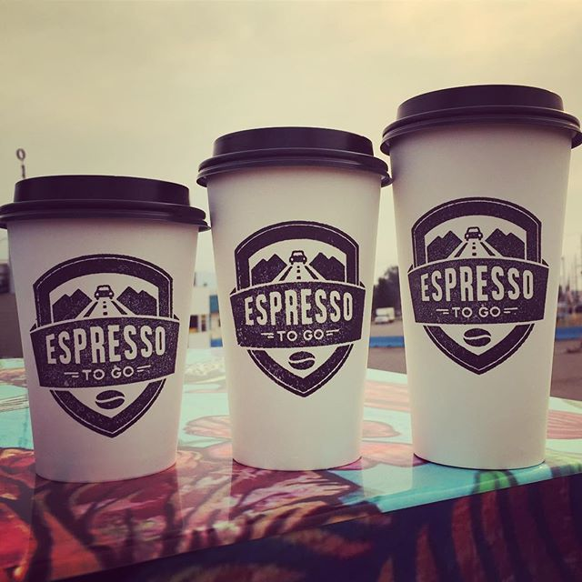 New look!  Same great taste! #spro2go #coffee #newlook #bozeman #mt