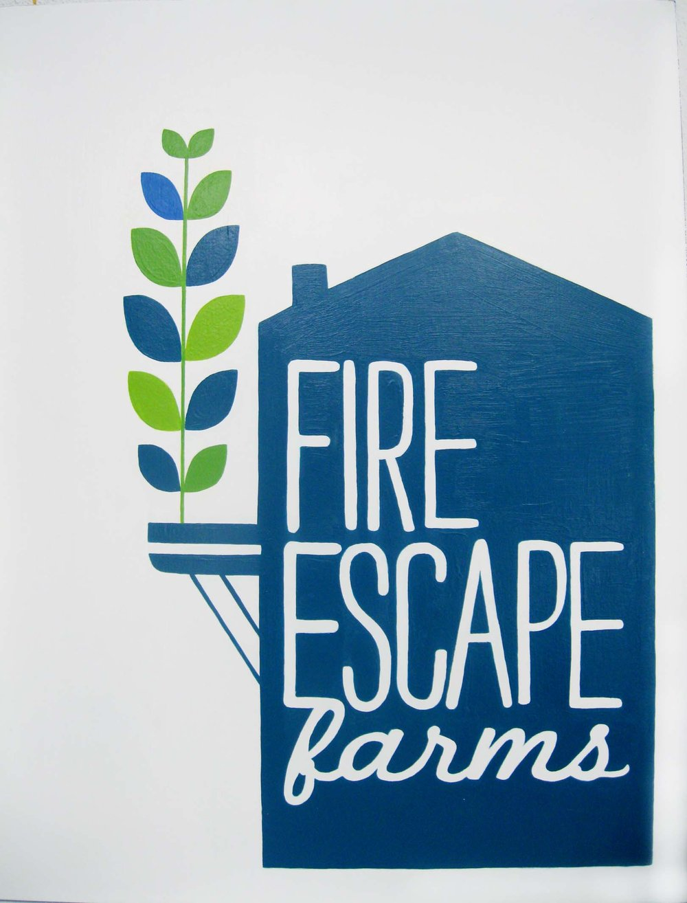Fire Escape Farms