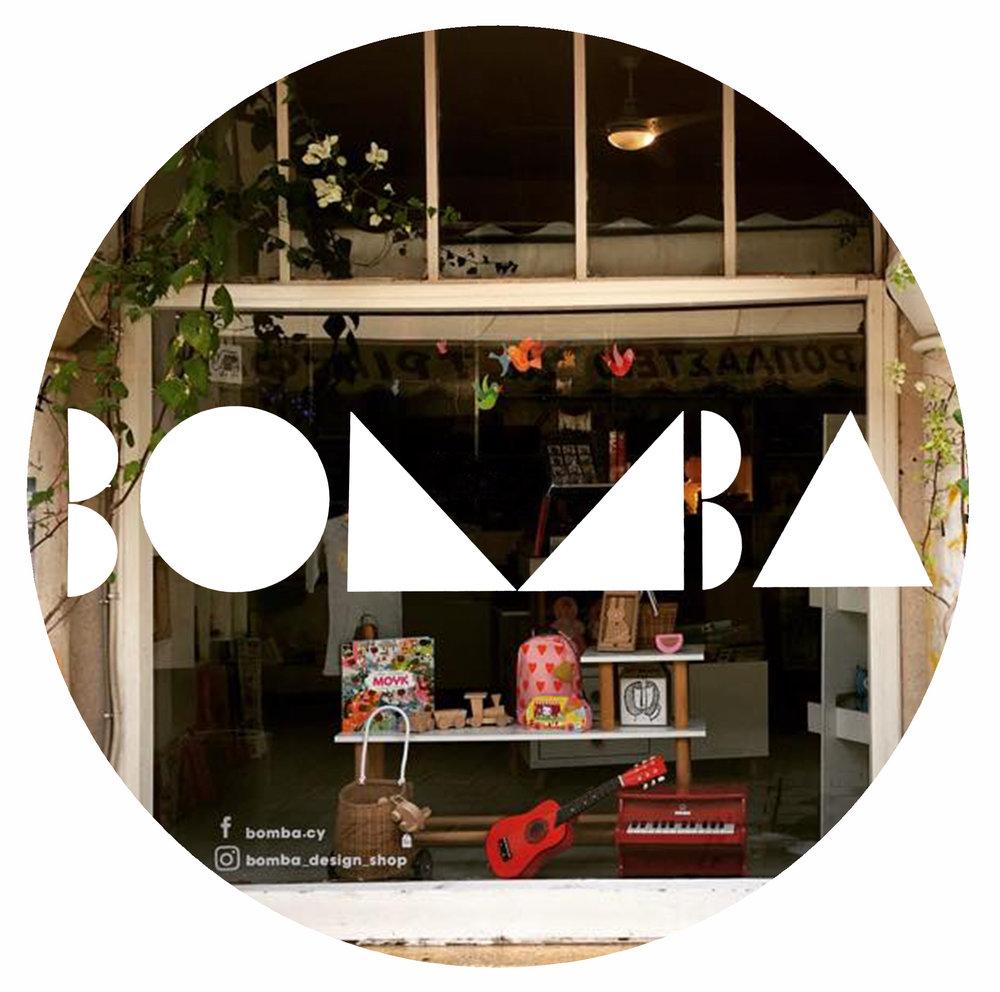 BOMBA DESIGN STORE Mouson 4, Nicosia, Cyprus