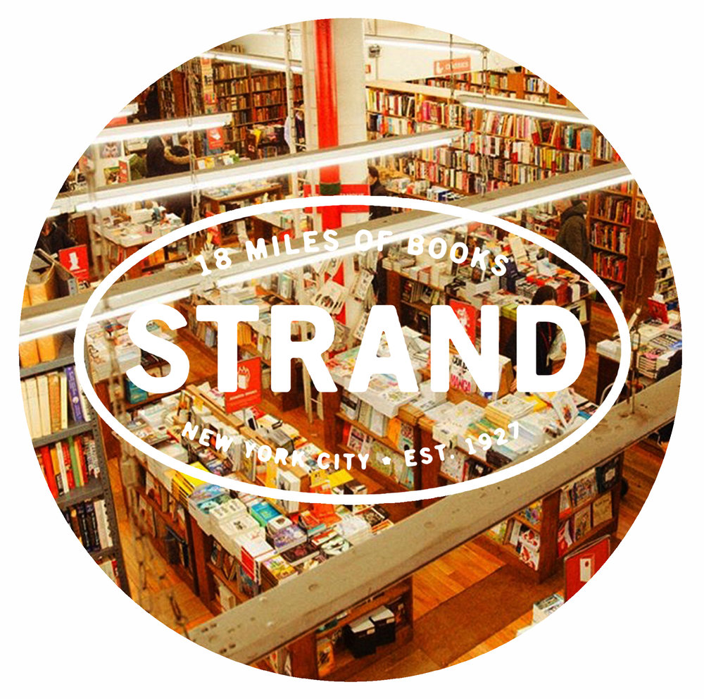 STRAND BOOKSTORE  28 Broadway, New York, NY 10003