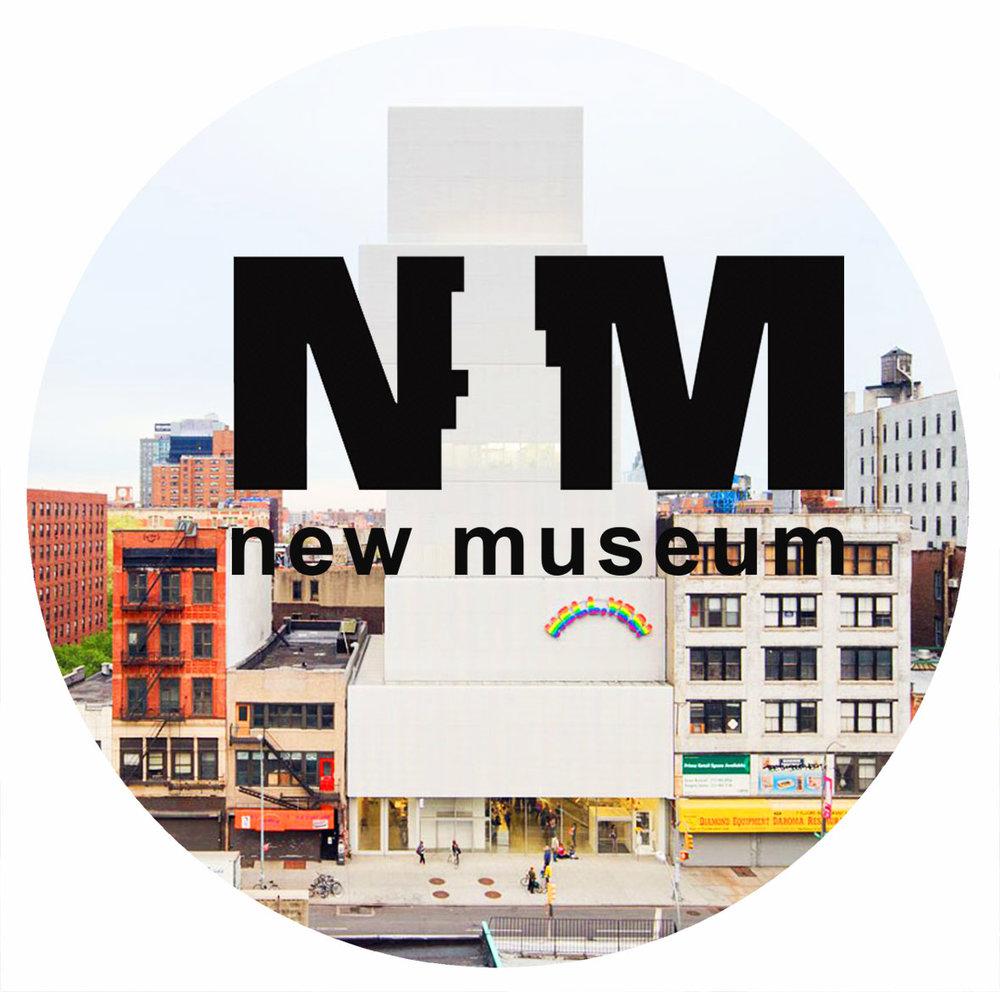 NEW MUSEUM 235 Bowery,  New York, NY 10002