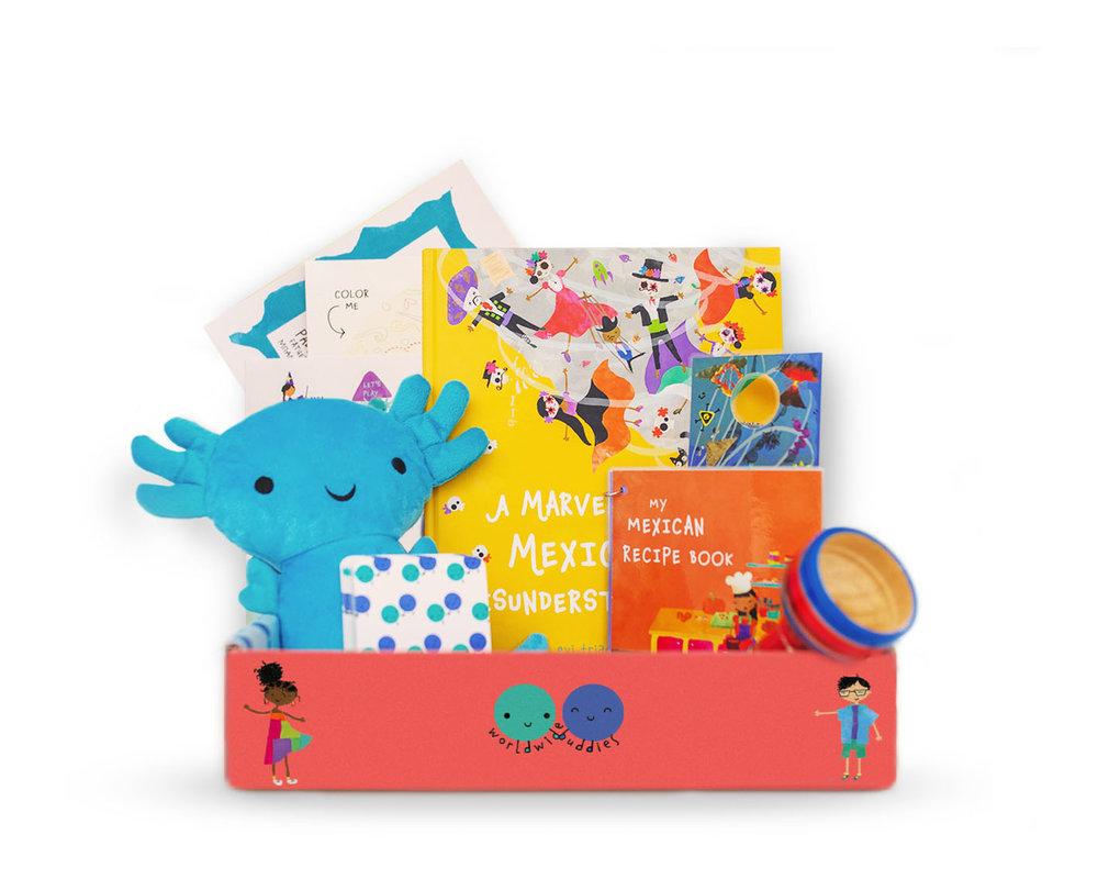 Copy of Story box