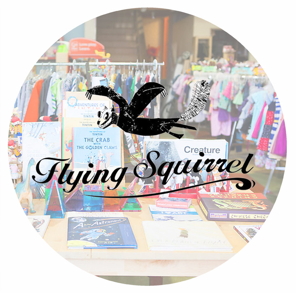FLYING SQUIRREL  87 Oak Street,  Brooklyn, NY 11222