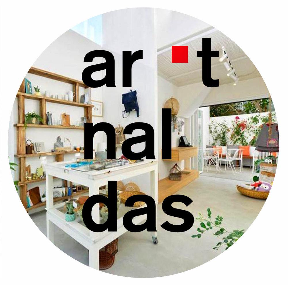 ARTNALDAS CONCEPT STORE  2 Arnaldas Street, Nicosia, Cyprus